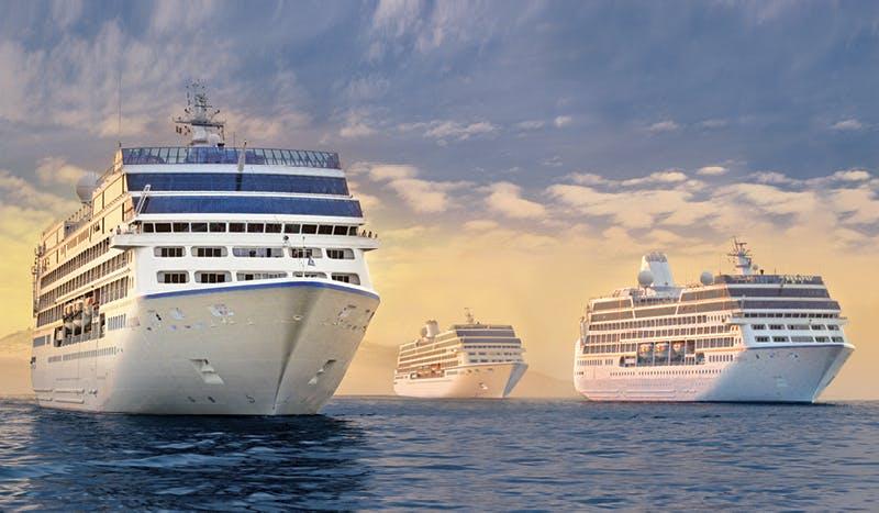 Video: Oceania Cruises
