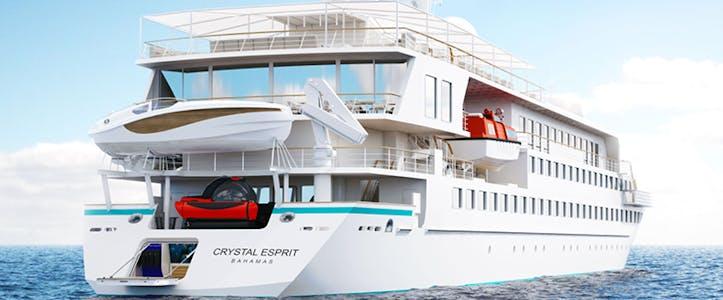 Cruise Insider / Cruise Lines / Crystal Cruises