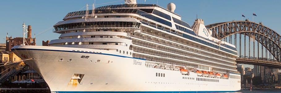 Cruise Lines / Oceania Cruises / Cruise Ships | CruiseInsider