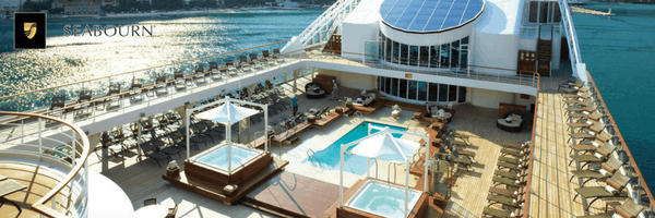 Seabourn's ultra-luxury ships only elevate their all-inclusiveness.