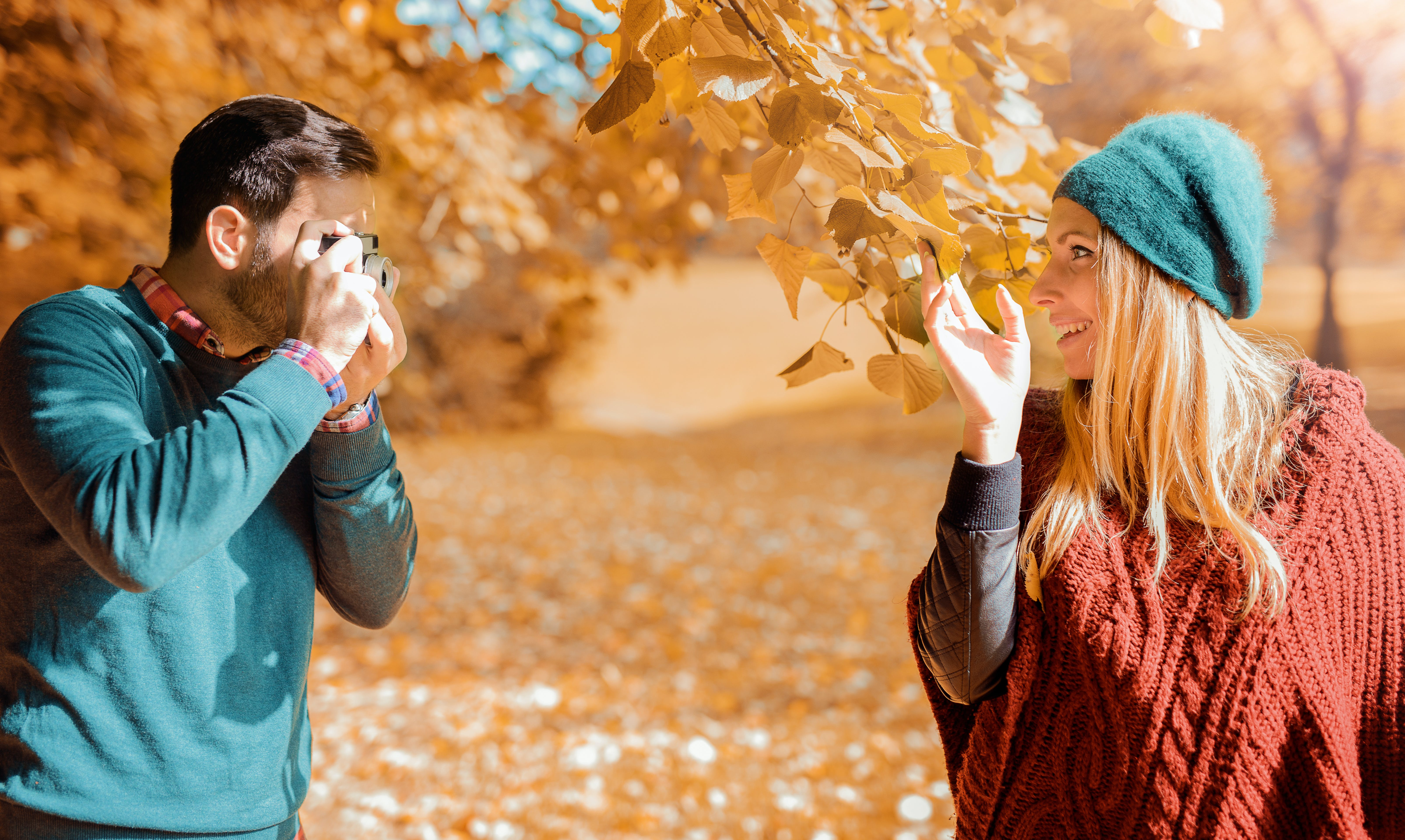 Make sure you pack your camera to catch the seasonal changes.