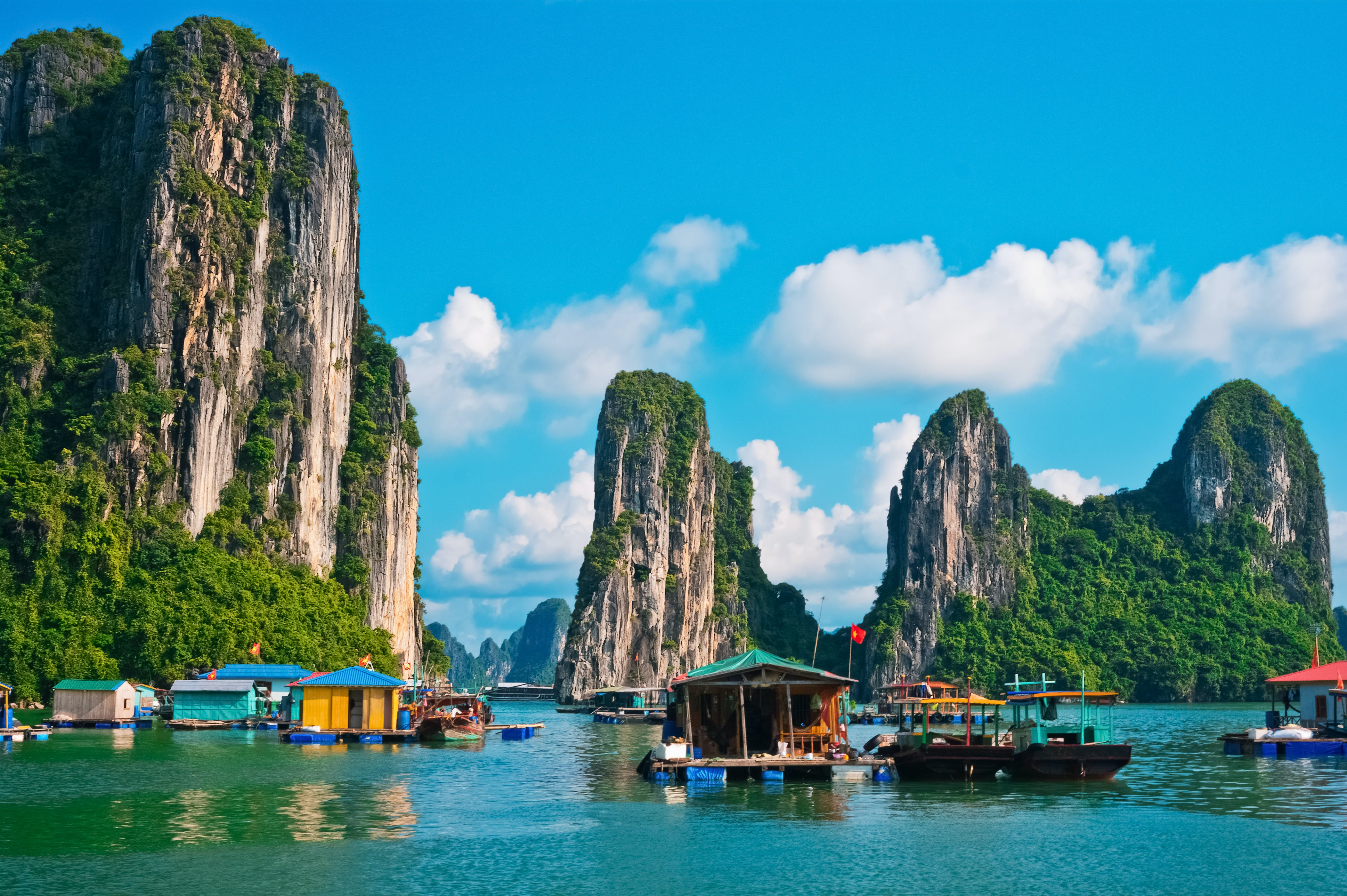 A Vietnam river cruise takes you from bustling cities such as Ho Chi Minh City and Hanoi to rural towns and rugged coastlines.