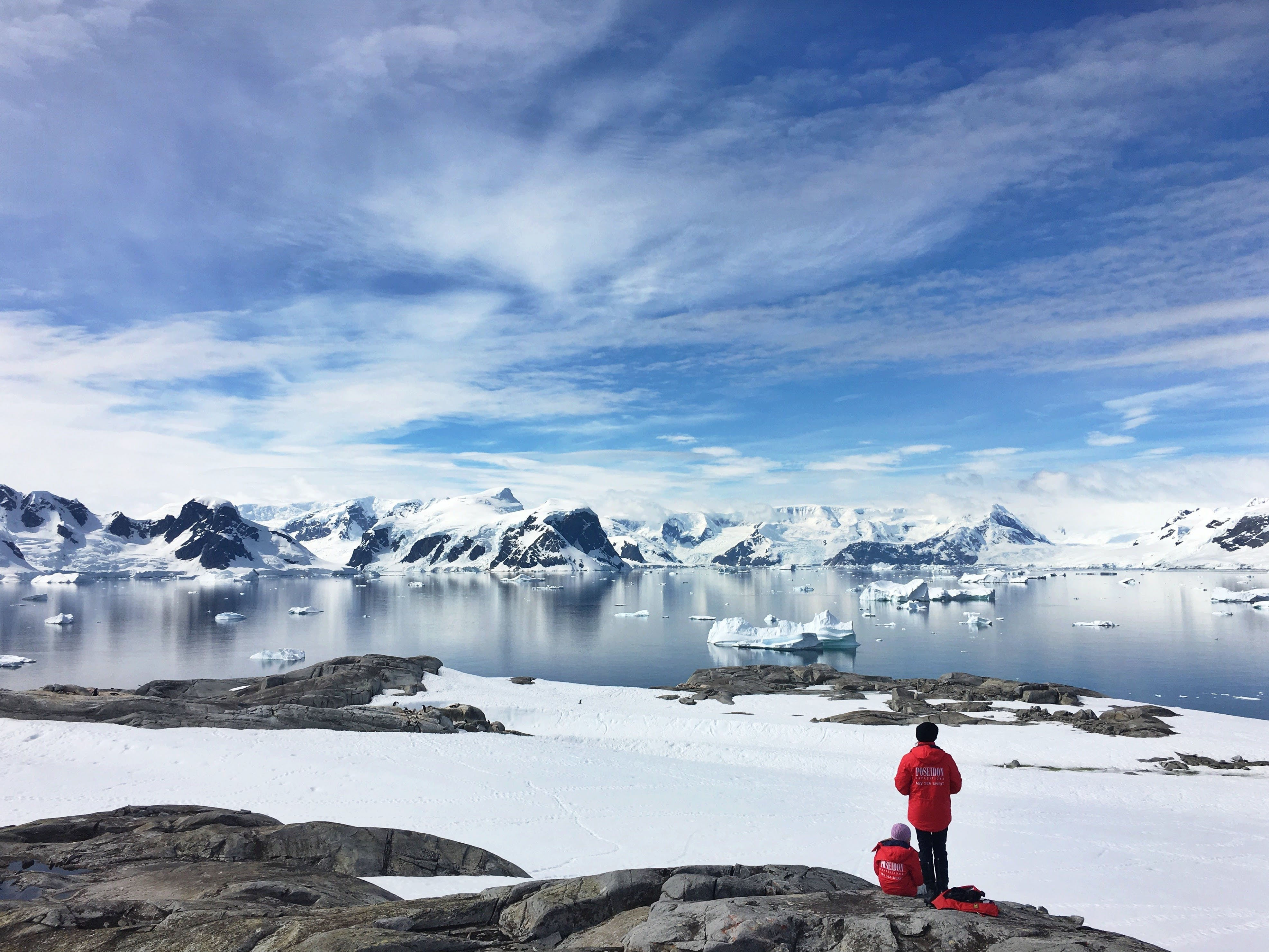 Antarctica Upclose - Photo by Cassie Matias
