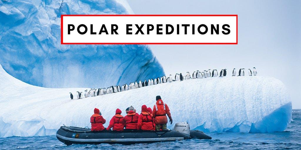 Arctic & Antarctica Adventures