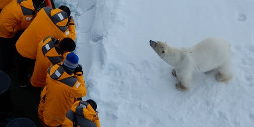 Exclusive Polar Boutique Credit on Quark Expeditions