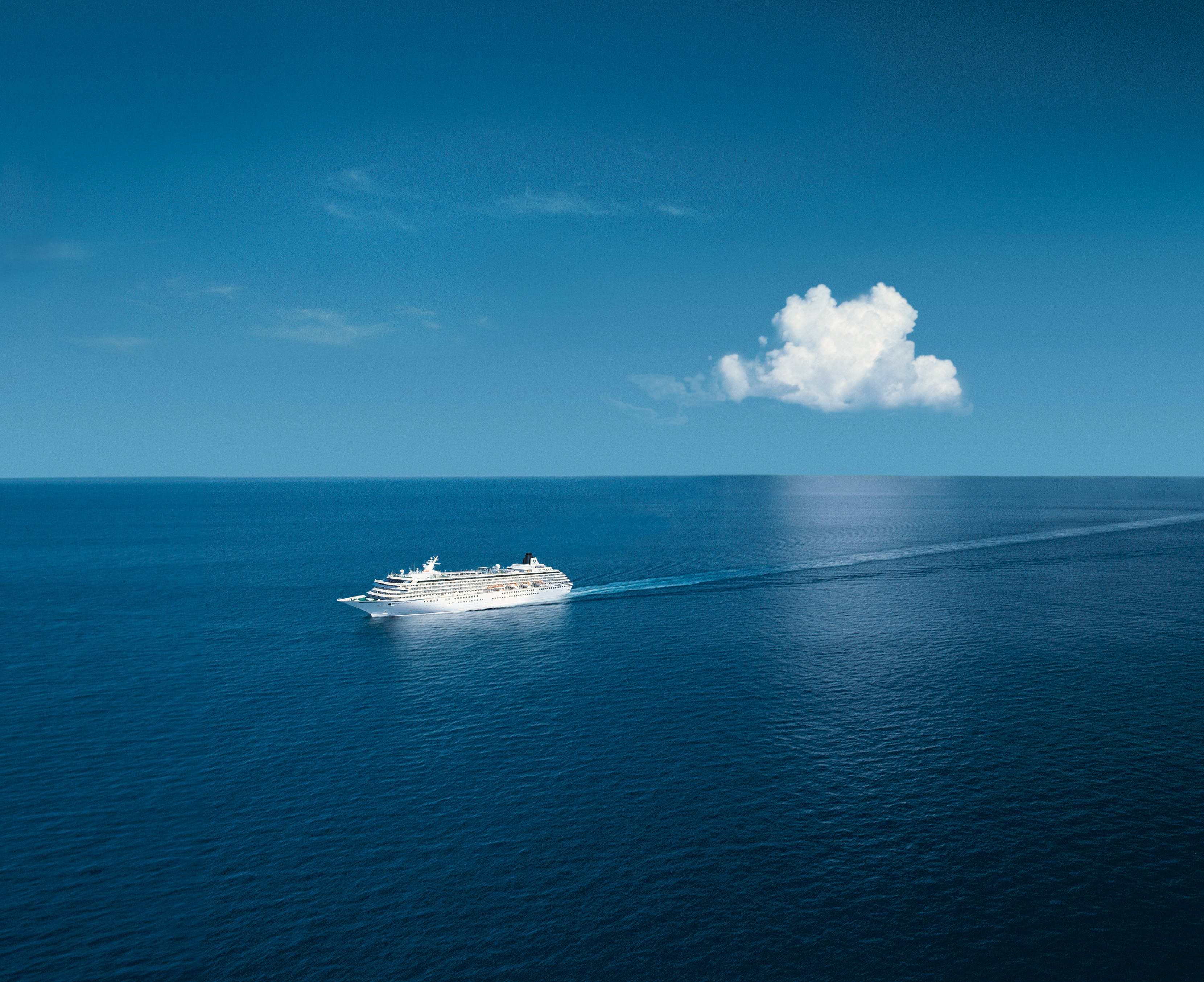 Crystal Cruises' 30th Anniversary Collection