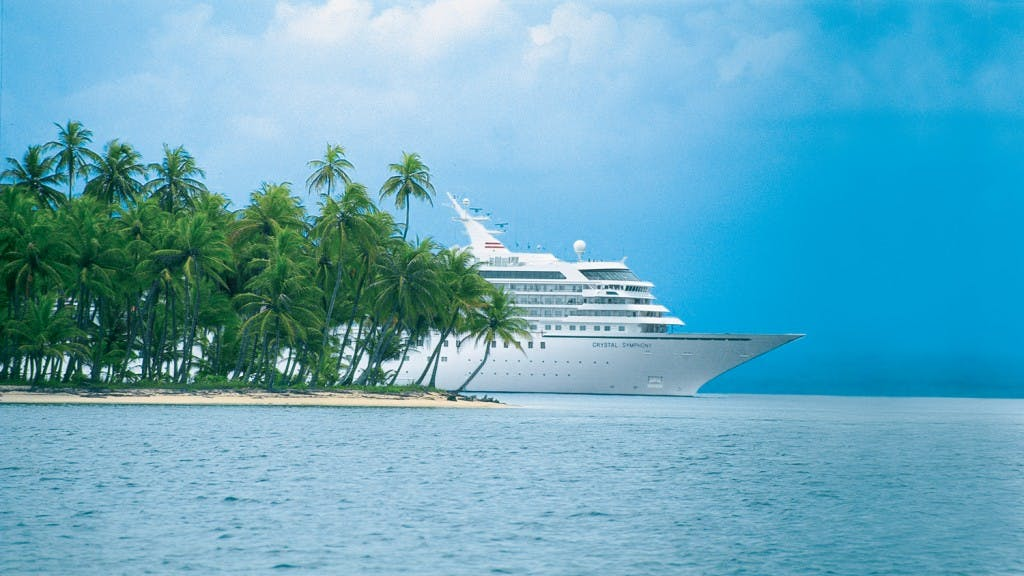 Crystal Cruises From $1,695
