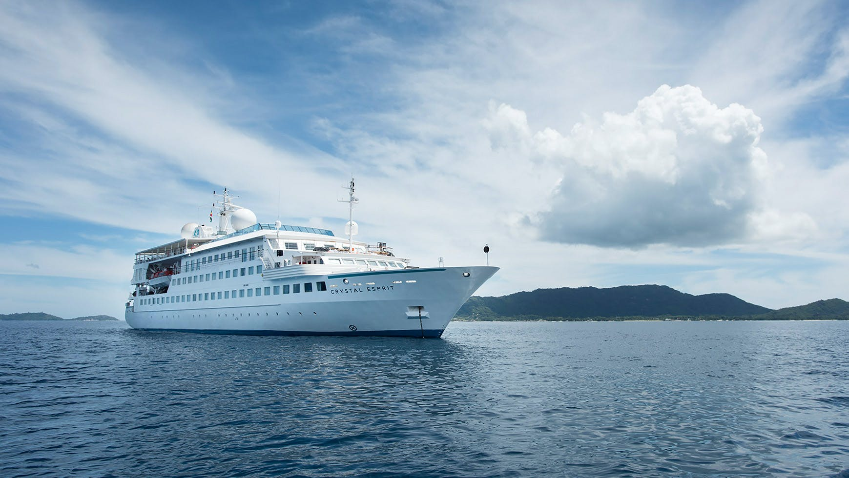 Save up to $1,000 on Crystal's Yacht Expedition Cruises