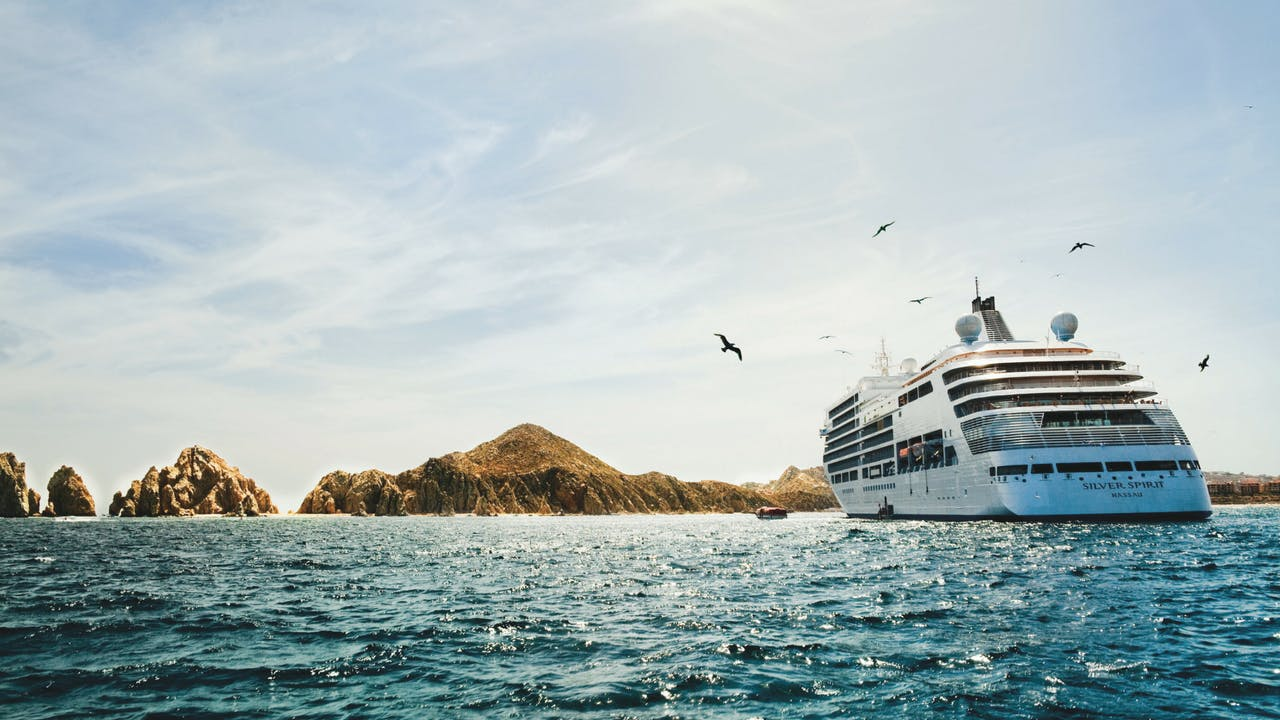 Save Up to 15% on ALL Silversea Voyages