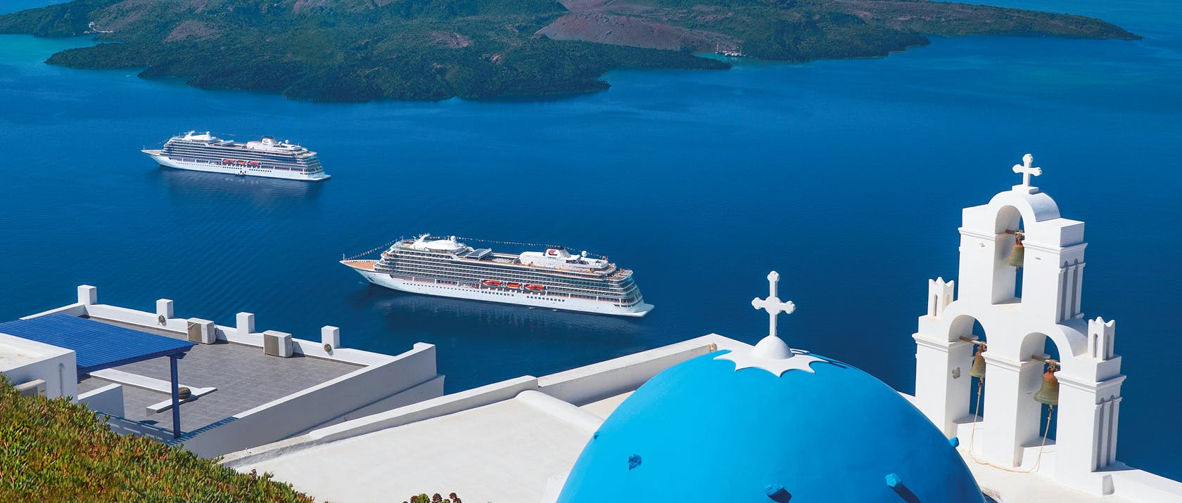 From Santorini to the Seine, Viking has options for every traveler and taste.
