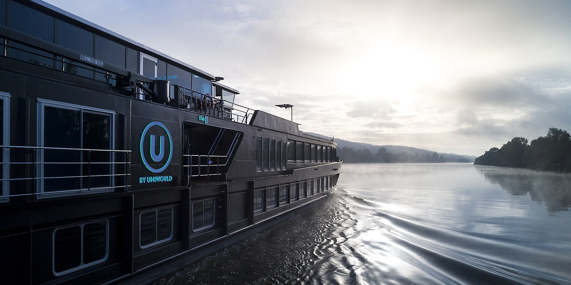 U by Uniworld is the next generation of river cruising.