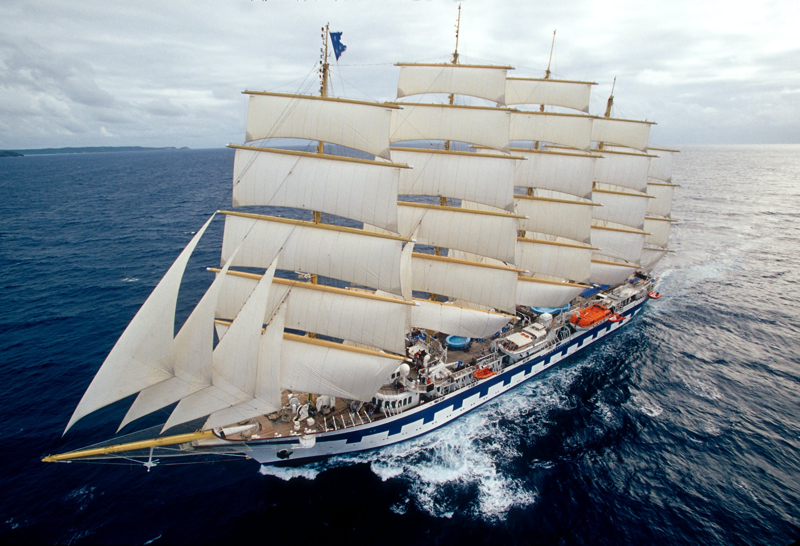 2019 Sailing Adventures with Star Clippers