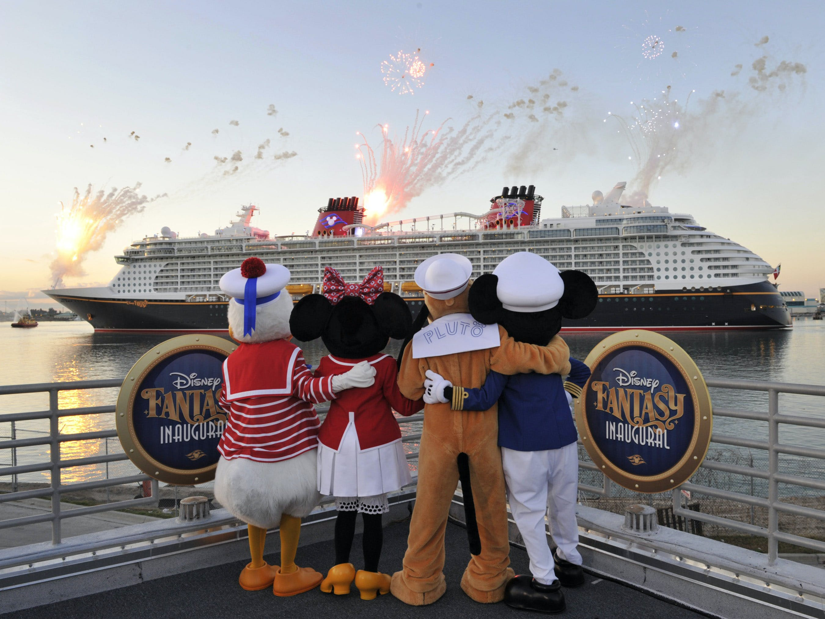 West Coast Departures on Disney