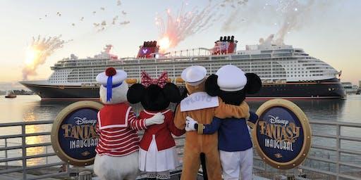 San Diego Departures to Mexico on Disney