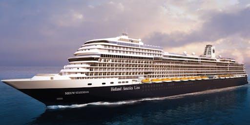 Holland America's Newest Ship: ms Nieuw Statendam