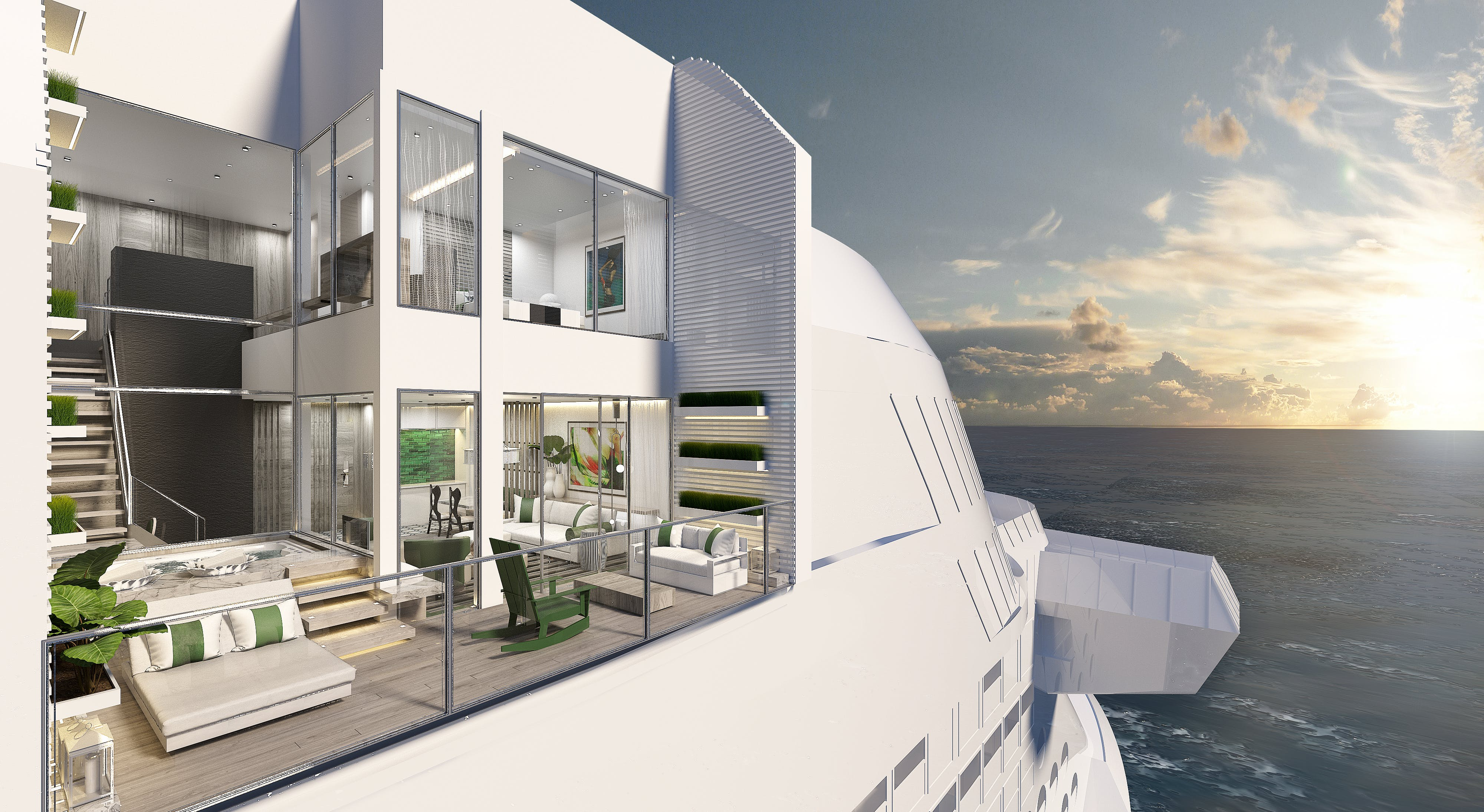 Introducing Celebrity's Newest Ship, Celebrity Edge