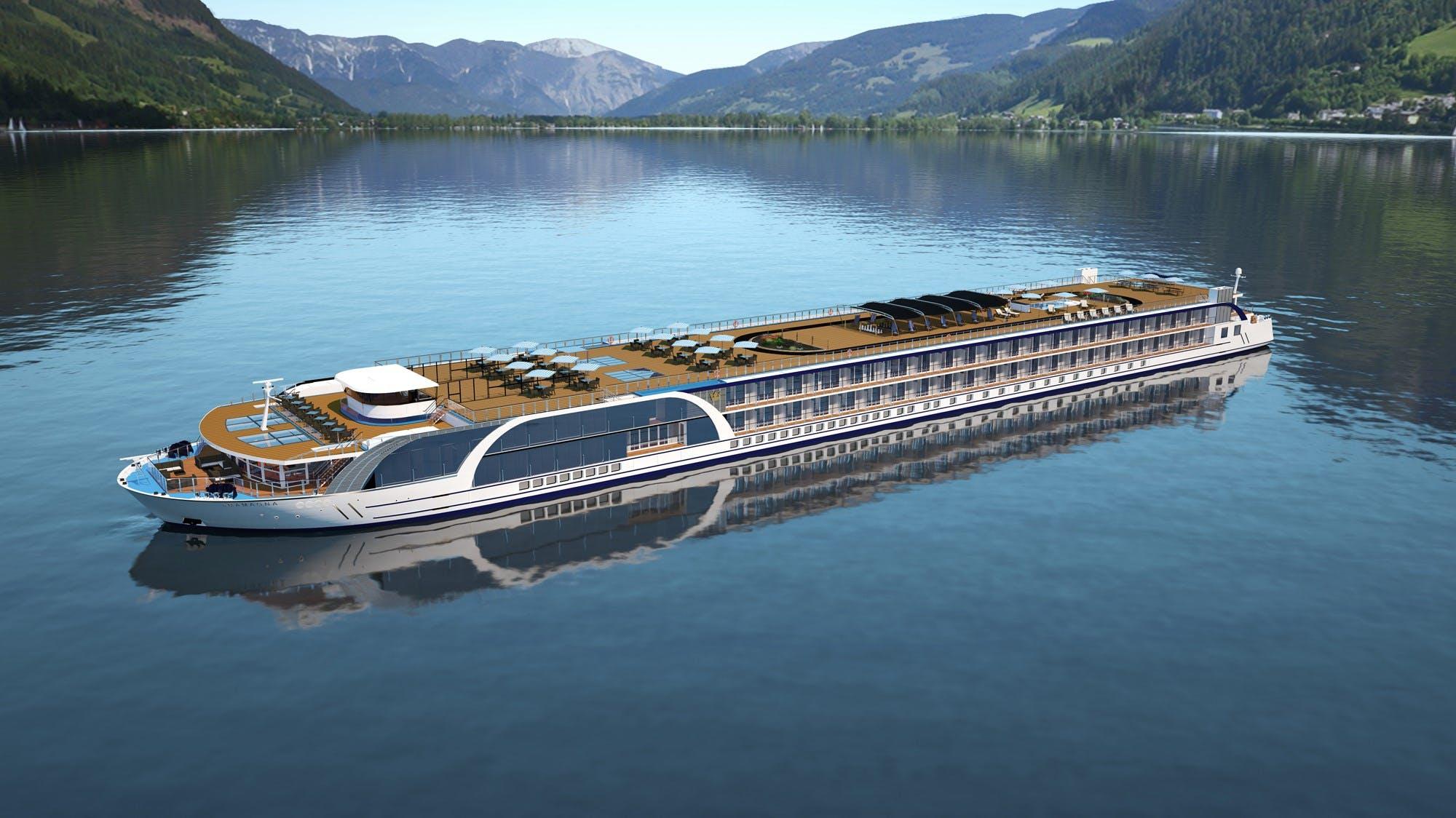 AmaWaterways' Newest Ship, AmaMagna