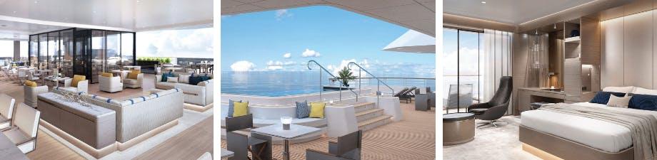 Onboard a Ritz Carlton Yacht