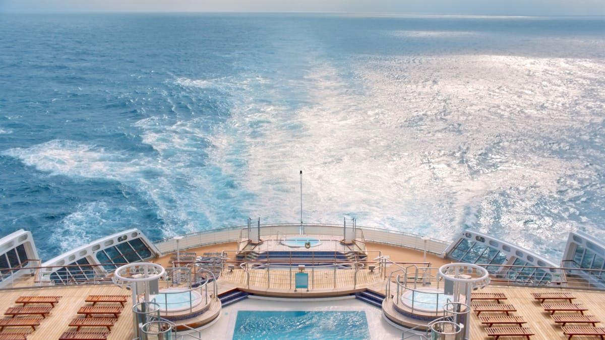 Exclusive Shipboard Credit on Cunard