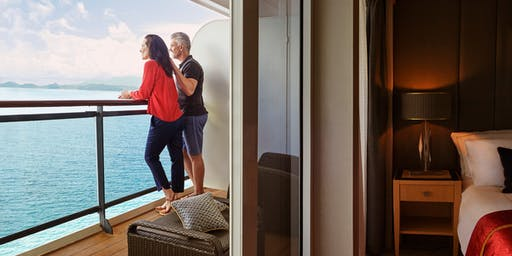 Upgrade Your View with Cunard