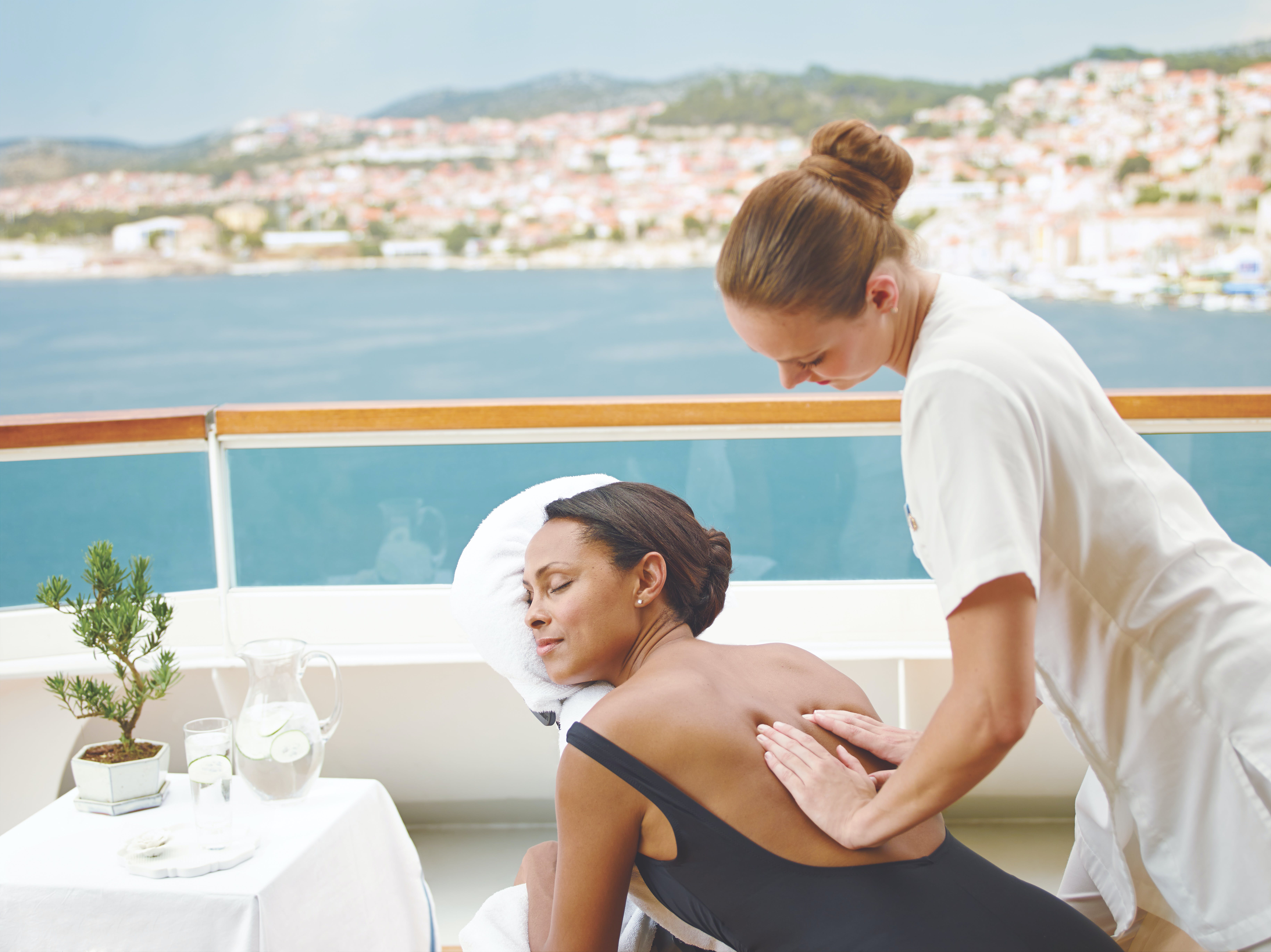 Seabourn's Spa & Wellness Voyages with Dr. Andrew Weil