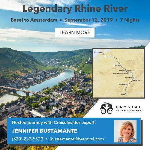 Legendary Rhine River
