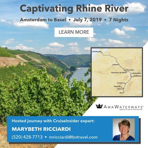 Captivating Rhine River