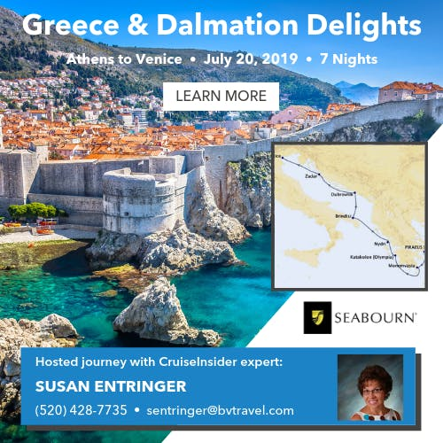 Greece and Dalmation Delights