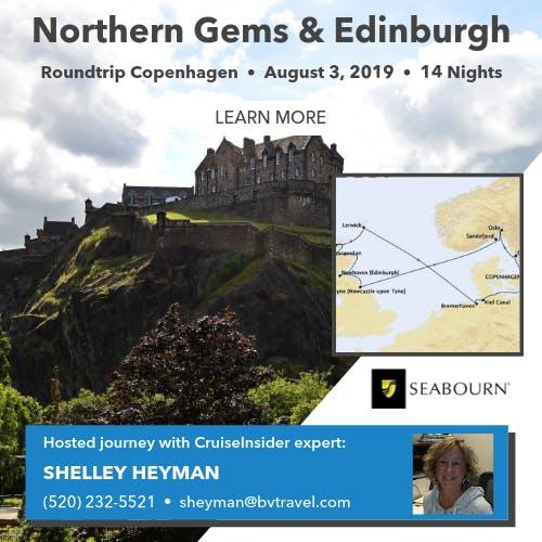 Northern Gems and Edinburgh