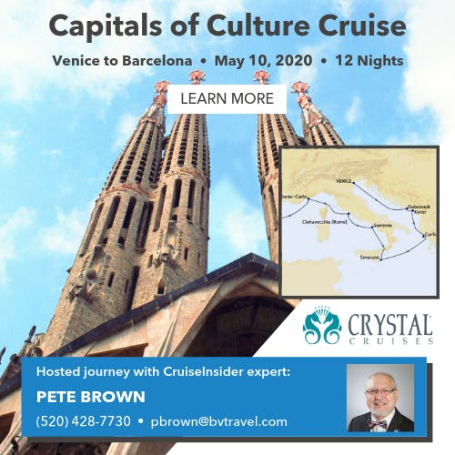 Capitals of Culture Cruise