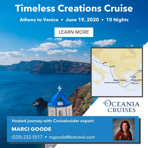 Timeless Creations Cruise