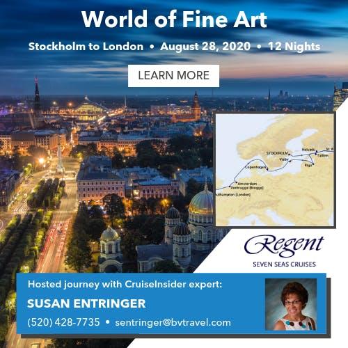 World of Fine Art
