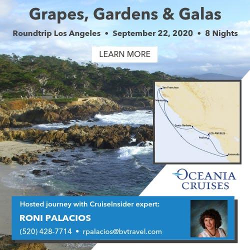 Grapes, Gardens & Galas