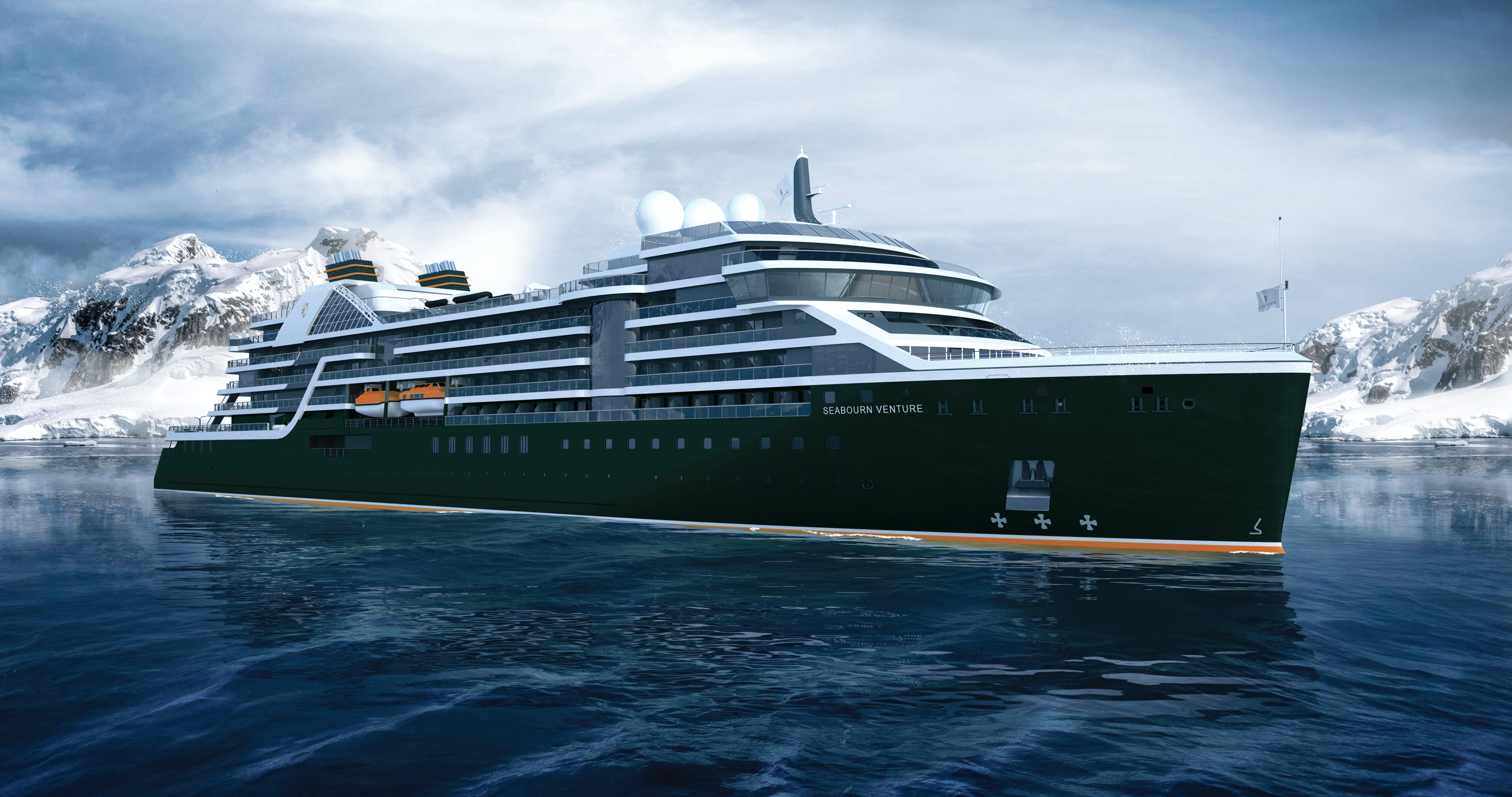 Seabourn's New Extraordinary Expeditions