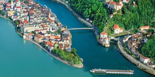 Free Upgrades and Gratuities with AmaWaterways
