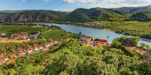 Free Land Package with AmaWaterways