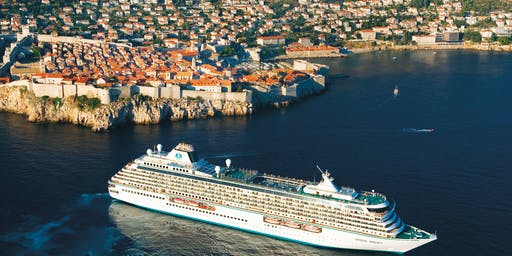 Announcing: Crystal Cruises' 2023 Voyage Collection