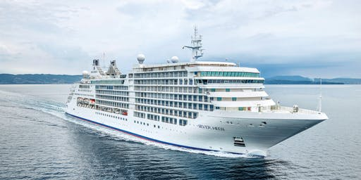 Introducing the all new Silver Moon from Silversea
