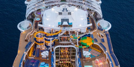 Exclusive Shipboard Credit on Royal Caribbean
