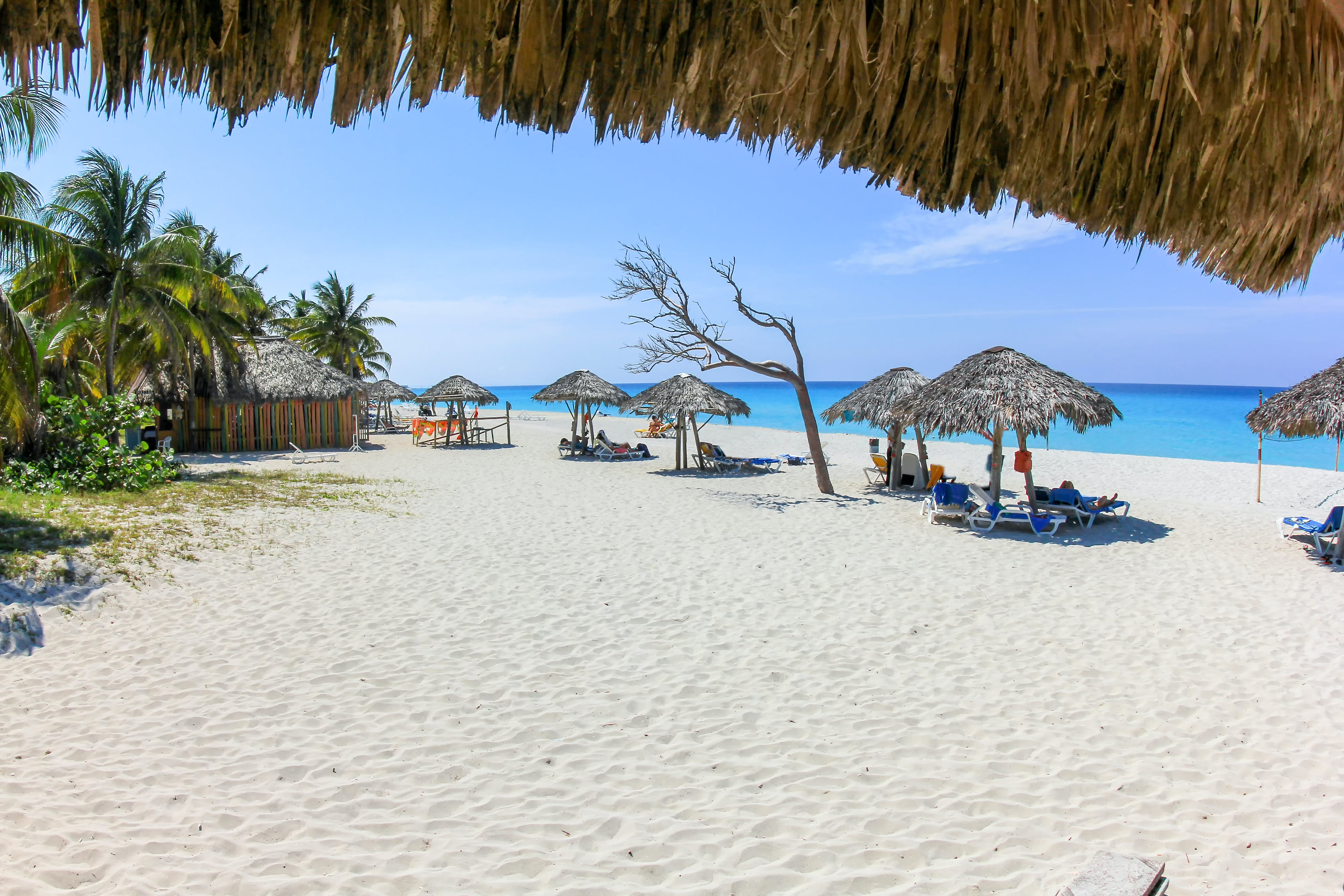Varadero Beach is widely regarded as Cuba's most stunning beach.