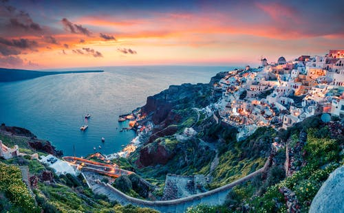 Experience the Greek Isles