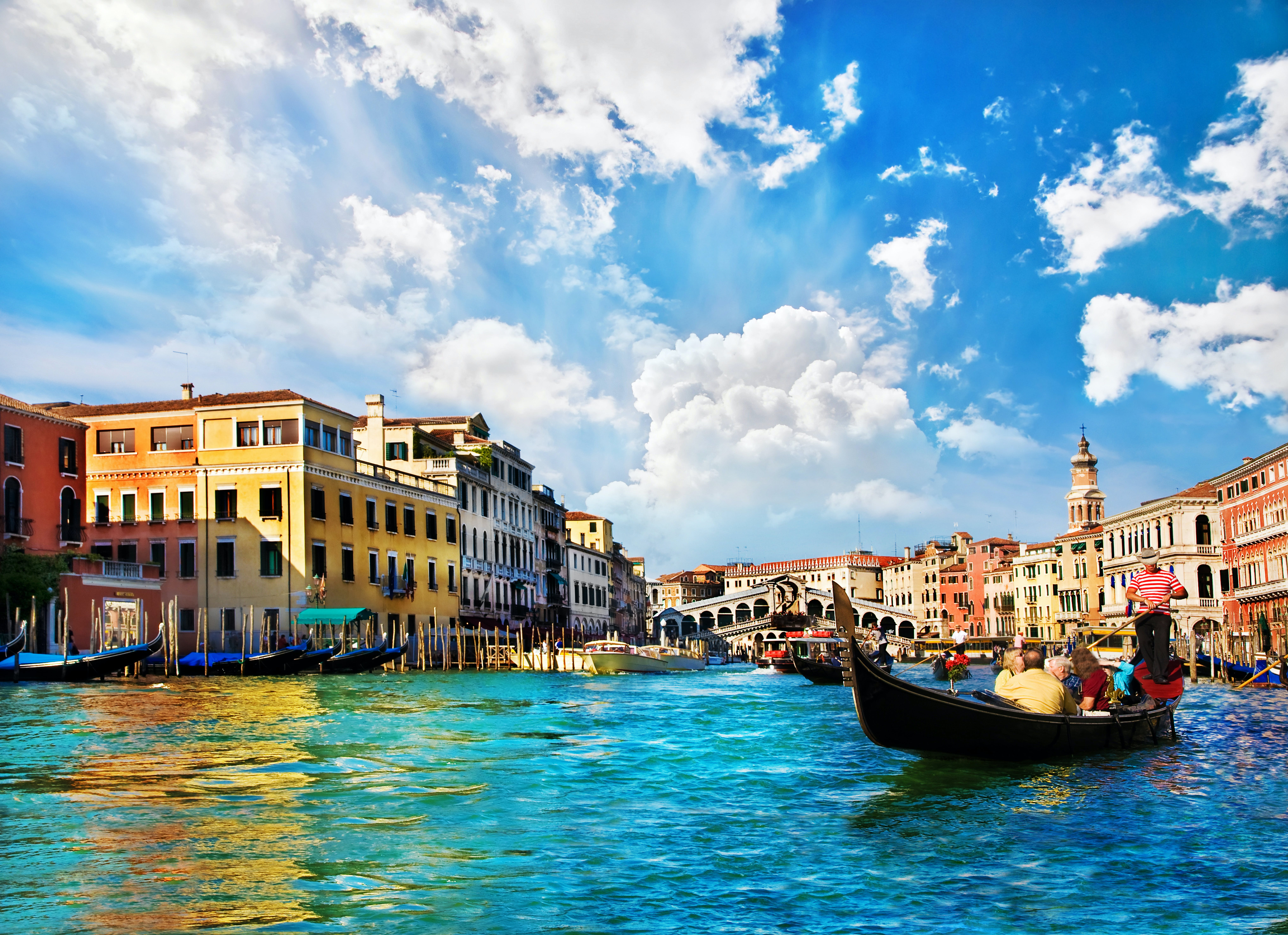 Discover Italy with Oceania