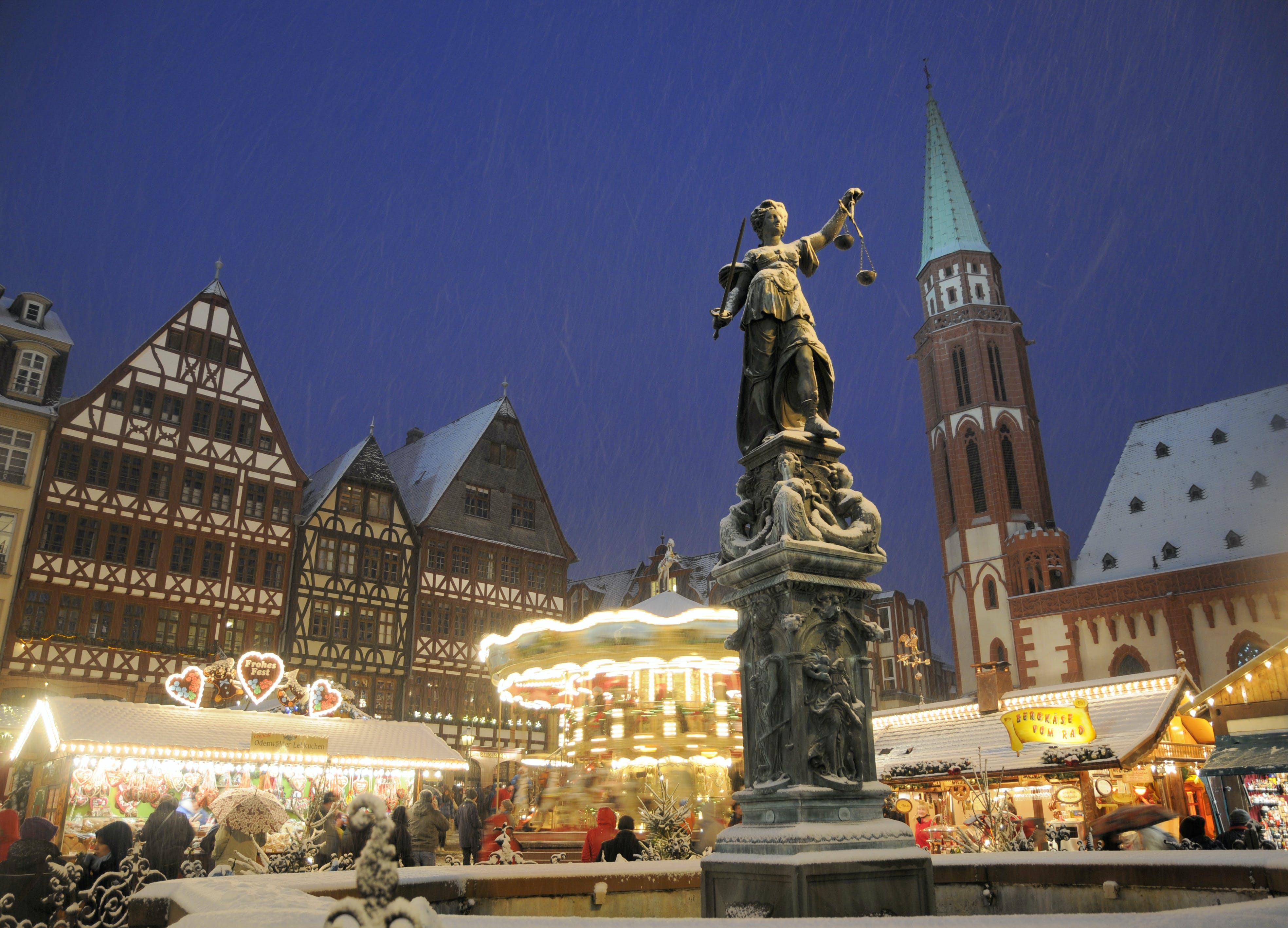Christmas Market River Cruises with AmaWaterways
