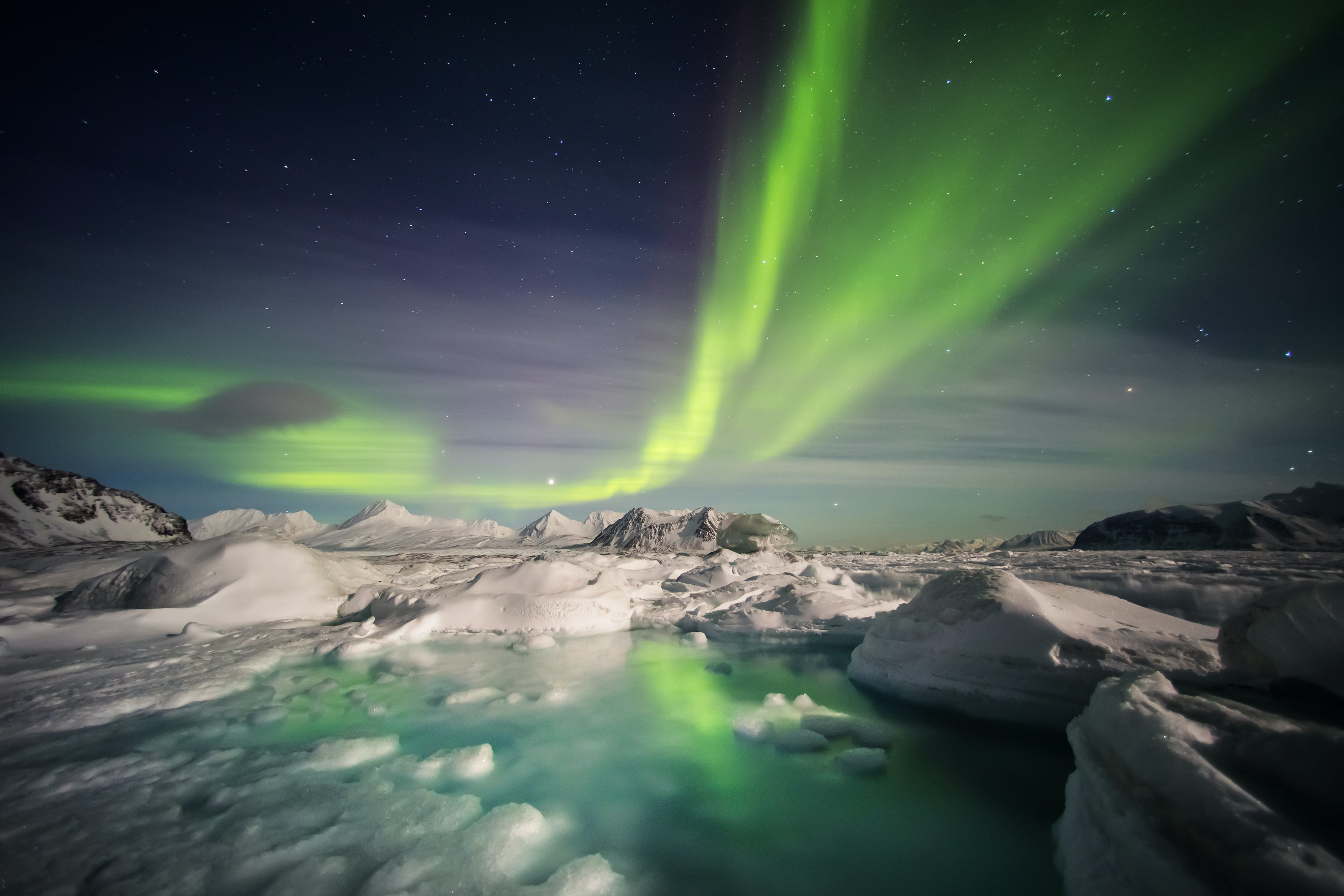 Experience the Arctic with Quark